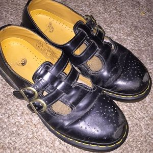 Dr Martens Mary Janes, size 10